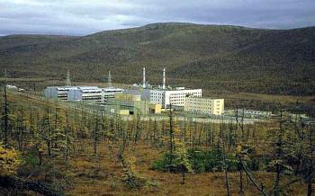 Centrale nucléaire de Bilibino
