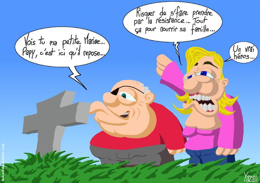 Le grand-père Le Pen
