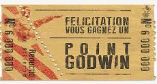 Un exemple de point godwin